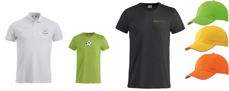 tryk på tøj arbejdstøj med logo