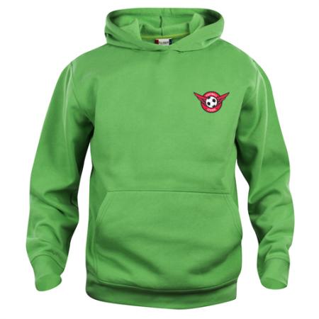 Slidstærk, lækker hætte sweatshirt i børnemodel