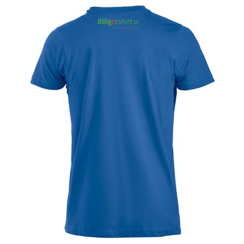 96fb18d5ffa Det er nemt Bestem selv hvor logoet skal sidde på Jeres premium T-shirt.  Det er nemt
