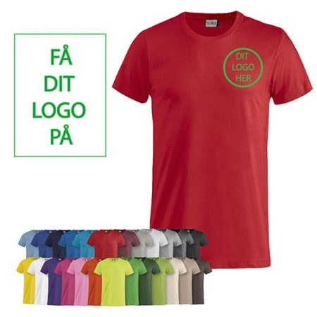 T-shirts med logo