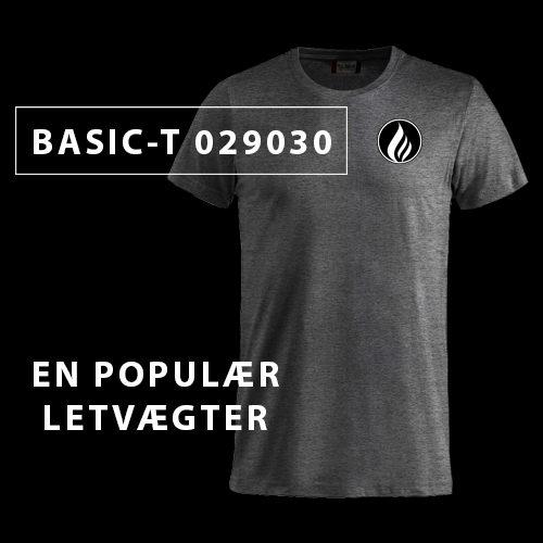 T-shirts med firmalogo