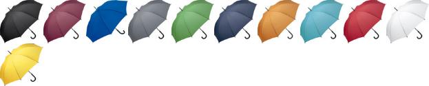 paraply farveudvalg