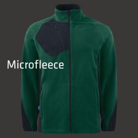 Microfleecejakke billigt hurtig levering
